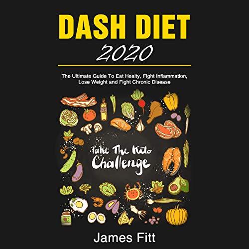 Dash Diet 2020 cover art