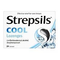 Strepsils Cool 24 Lozenges by Strepsils [並行輸入品]