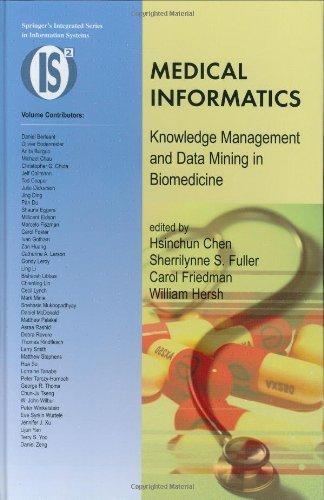 Medical Informatics. (Springer,2005) [Hardcover]