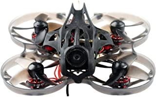 Happymodel Mobula7 HD 75mm FPV Mini Drone w/CADDX Turtle V2 HD Camera, 3S 11.4v 300mah 30C/60C high-Rate Battery, Fun Gift for Kids Built-in Batterty (PNP no RX Version)