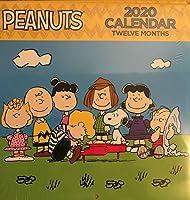 ピーナッツ 2020 カレンダー