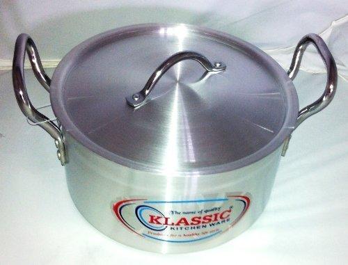 Klassic 28 cm, Casserole Curry marmites de cuisine-Casserole-Aluminium