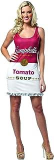 Rasta Imposta Campbell's Tomato Soup Can Tank Dress