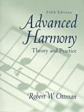 Advanced Harmony: Theory and Practice with CD Package (5th Edition)