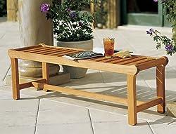 Excellent Best Backless Garden Benches 2019 Reviews The Patio Pro Lamtechconsult Wood Chair Design Ideas Lamtechconsultcom