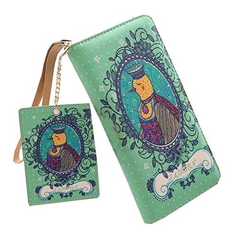 Trésorerie / Card / Coin / Phone Holder femmes Wallet / Purse