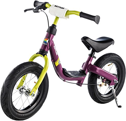 Kettler 0T04050-5030 - Bici da equilibrio'Run Air Girl' da 12,5'