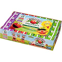 Apple & Eve Sesame Street USDA Organic 100% juice boxes are made with honest ingredients and have the juicy goodness kids love. Available in bulk variety pack and in prime pantry Apple and Eve individual Sesame Street juice boxes are perfect for kids...