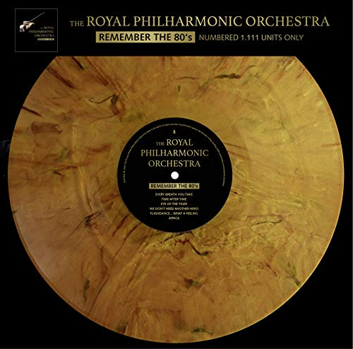 Remember The 80's - Limitiert und 1111 Stück nummeriert - 180gr. marbled Vinyl [Vinyl LP/ 180g/ Limited Edtion]