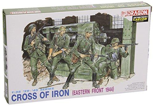 DRAGON 6006 Cross Of Iron Eastern Front 1944 Figures Model Kit 1:35