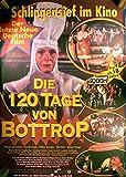 Die 120 Tage von Bottrop Filmplakat A1 84x60cm gefaltet