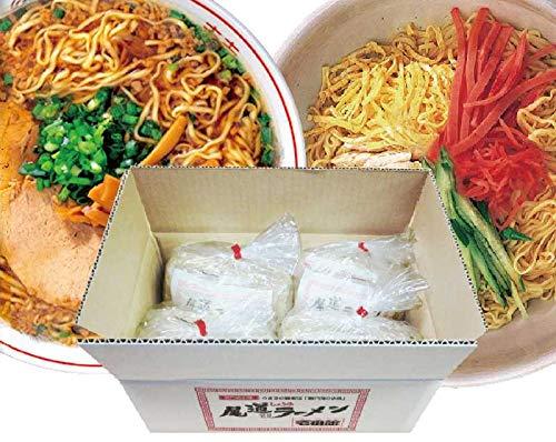 壱番館 尾道ラーメン10食 ピリ辛 冷麺10食 20食セット
