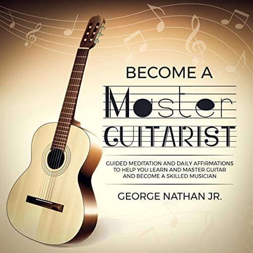 Become a Master Guitarist audiobook cover art