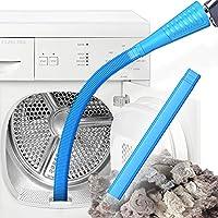 PetOde Dryer Vent Attachment Cleaner Kit (Blue)