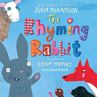 The Rhyming Rabbit cover art