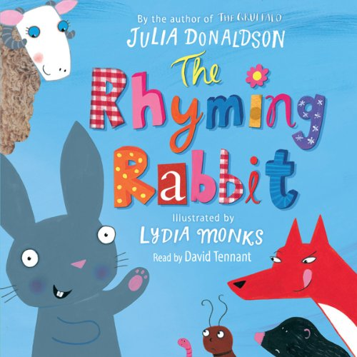 The Rhyming Rabbit audiobook cover art