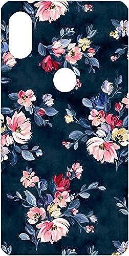 Amagav Soft Silicone Printed Mobile Back Cover for Mi Redmi Note 6 Pro designs5852