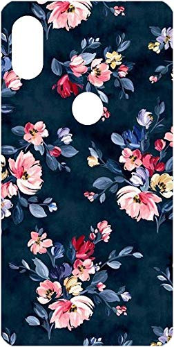 Amagav Soft Silicone Printed Mobile Back Cover for Mi Redmi Note 6 Pro- designs5852