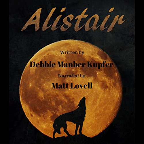 Alistair audiobook cover art