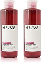 ALIVE COLOR KEEP SHAMPOO VERY PINK 2本セット アライブ カラーシャンプー 極濃ベリーピンクシャンプー 200ml ヘアカラー