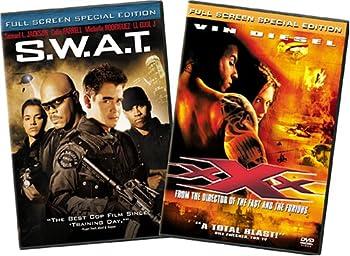 S.W.A.T / XXX  Full Screen Editions