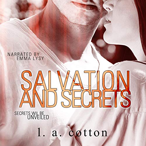 Salvation and Secrets audiobook cover art
