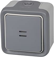 Legrand Plexo – Switch Switch Luminous (Modern) Grey