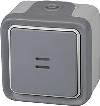 Legrand Plexo–Switch Switch Luminous (Modern) Grey