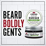 Cremo Mint Blend Styling Beard Balm, Nourishes, Shapes And Styles Longer, Fuller Beards, 2 Oz 3