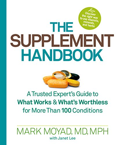The Supplement Handbook: A Trusted …