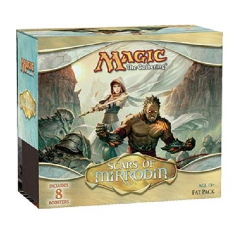 Scars of Mirrodin Fat Pack englisch [Import anglais]