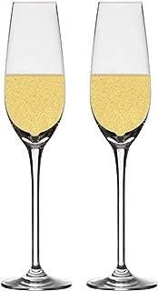 Best long stem baseless champagne flutes Reviews