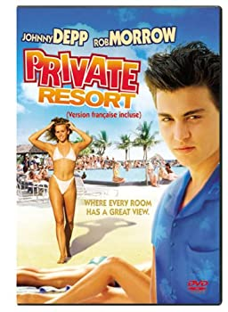 DVD Private Resort (Widescreen) Book