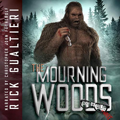 The Mourning Woods audiobook cover art