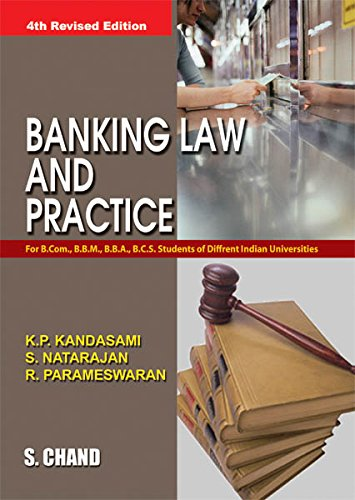 Banking Law and Practice, 4th Edition