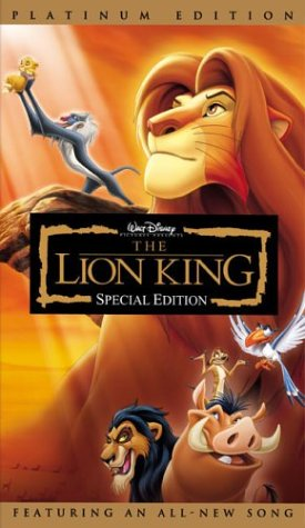 The Lion King (Special Edition) [Import]