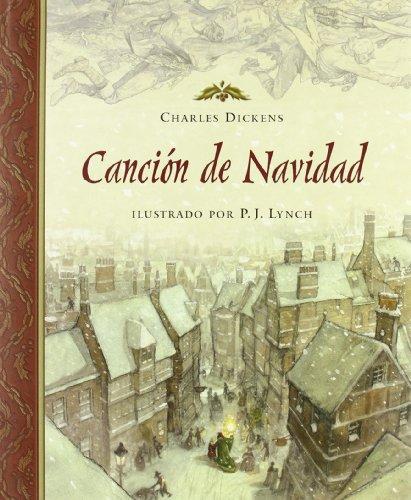 Cancion De Navidad (Libros Ilustrados)