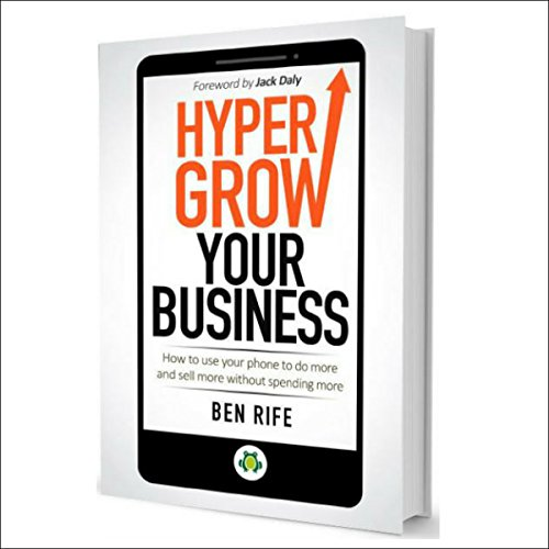 Hyper Grow Your Business audiobook cover art