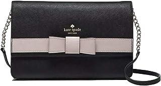 Kate Spade NY Kirk Park Saffiano Leather Veronique Crossbody Purse