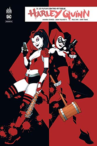 Harley Quinn rebirth, Tome 3