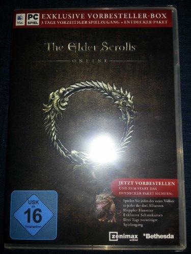 The Elder Scrolls Online Pre Order Box PC/Mac (ES