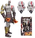 Dangli Gioco God of War Kratos acción PVC Figura da Collezione Modelo muñeca de Juguete para niños J...