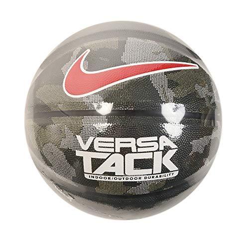 Nike Herren Versa TACK 8P Basketball, Sequoia/Black/White/University RED, 7