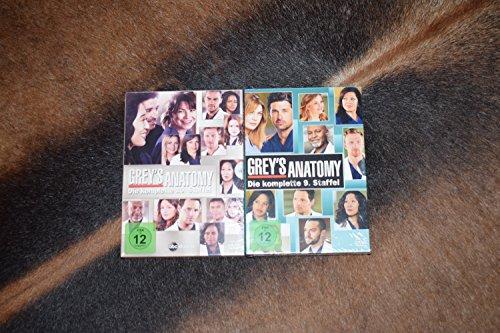 Grey's Anatomy: Die jungen Ärzte - Die komplette 9. + 10. Staffel [12-Disc / 2-Boxen]