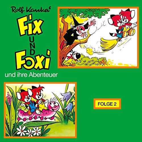 Fix und Foxi und ihre Abenteuer 2  By  cover art