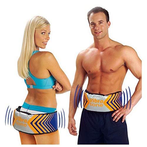 TradeShopTraesio- Fascia Vibrante VIBRATONE VIBRA Cintura Massaggio Pancia Glutei Cosce Fianchi
