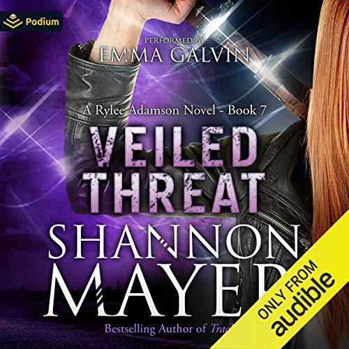 Veiled Threat: Rylee Adamson, Book 7