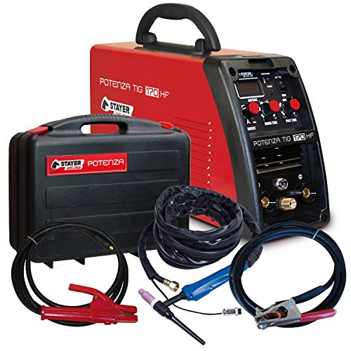 STAYER 2.317 - INVERTER Soldadura TIG...