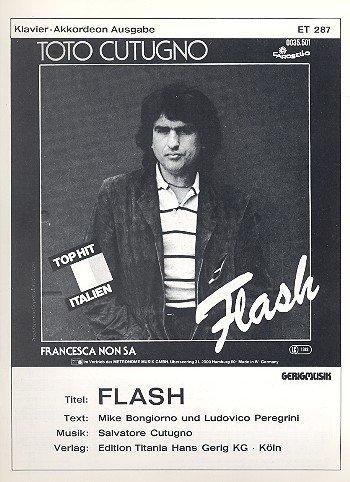 Flash: für Klavier/Gesang/Gitarre