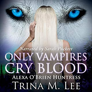 Only Vampires Cry Blood cover art